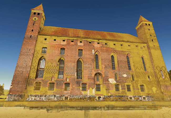 Castle Gniew