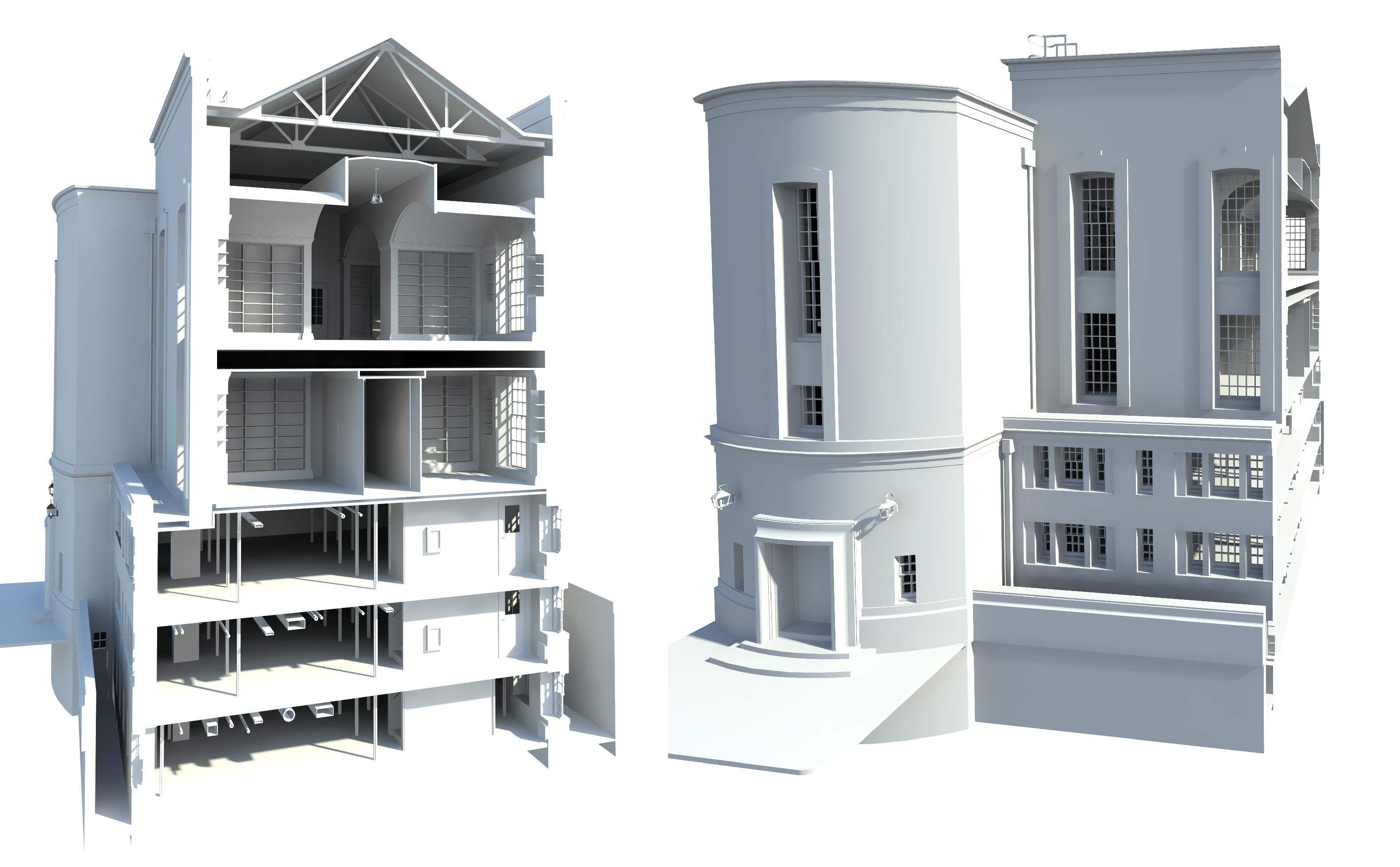 Level 4 Detailed Architectural Model