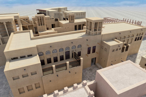 8 Heritage buildings in Dubai