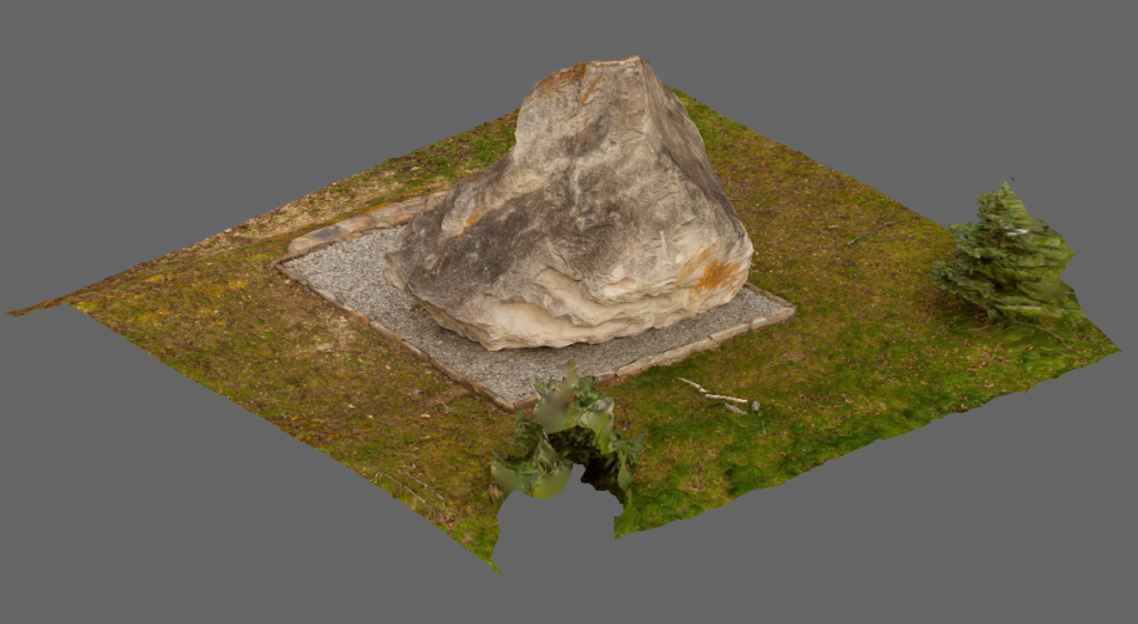 Picture of simple point cloud